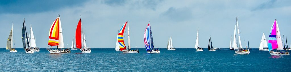 Sailboat Racing - VeteranCarDonations.org