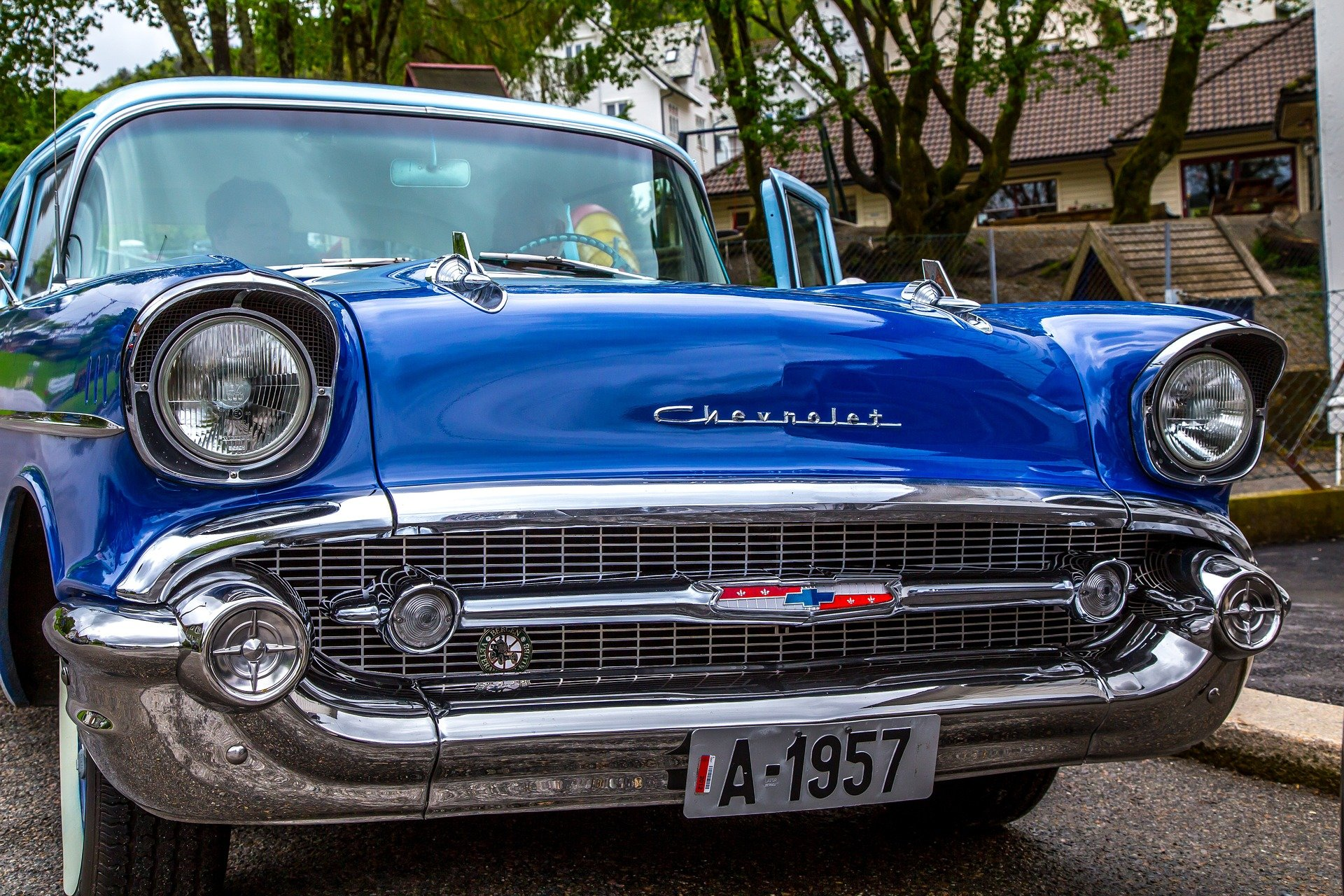 Classic Blue Chevrolet in Greensboro North Carolina - VeteranCarDonations.org
