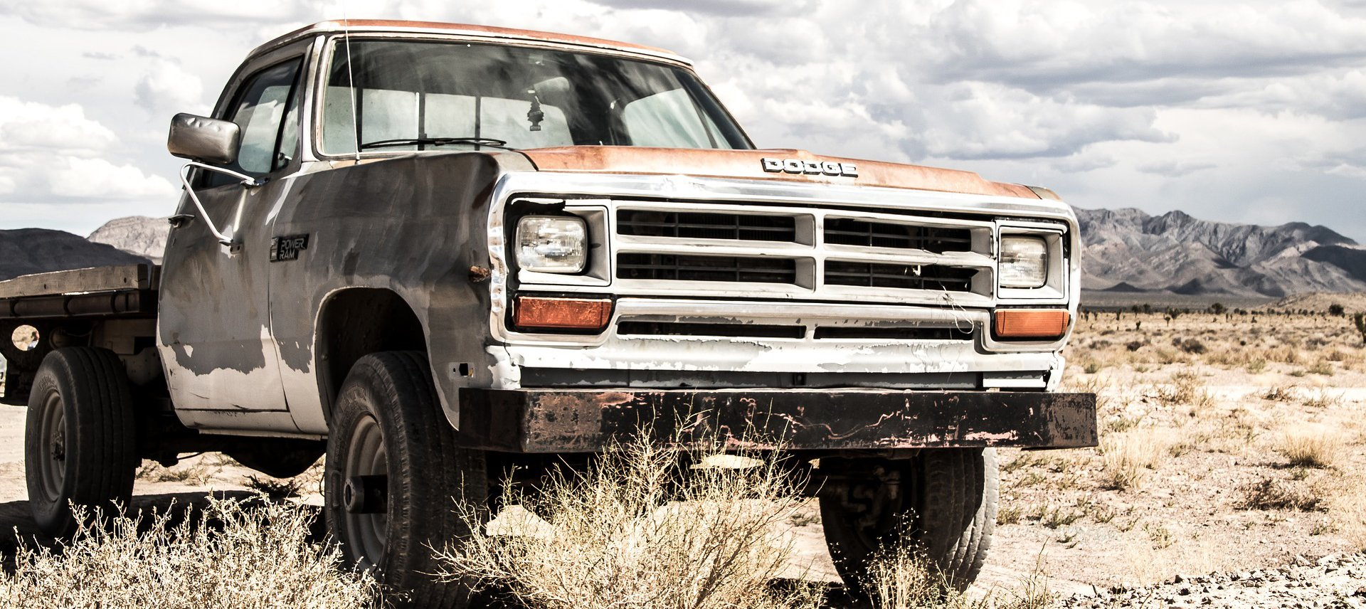 Old Pickup Truck in Arvada Colorado - VeteranCarDonation.org