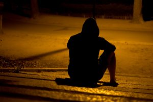 Veteran Suffering from Post-Traumatic Stress Disorder - VeteranCarDonations.org