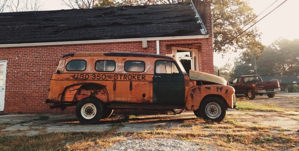 Donate your old rustic car and help save lives!