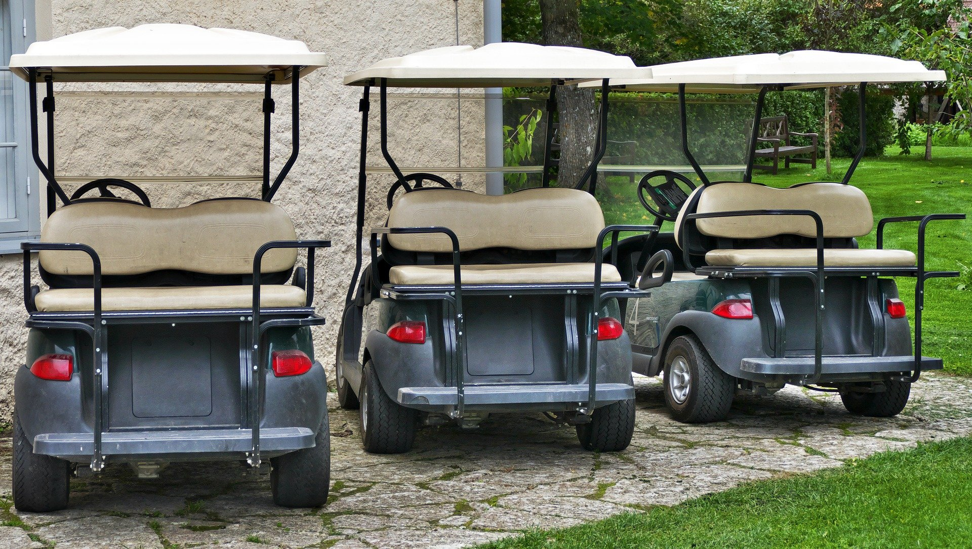 Golf Carts in Georgia - VeteranCarDonations.org