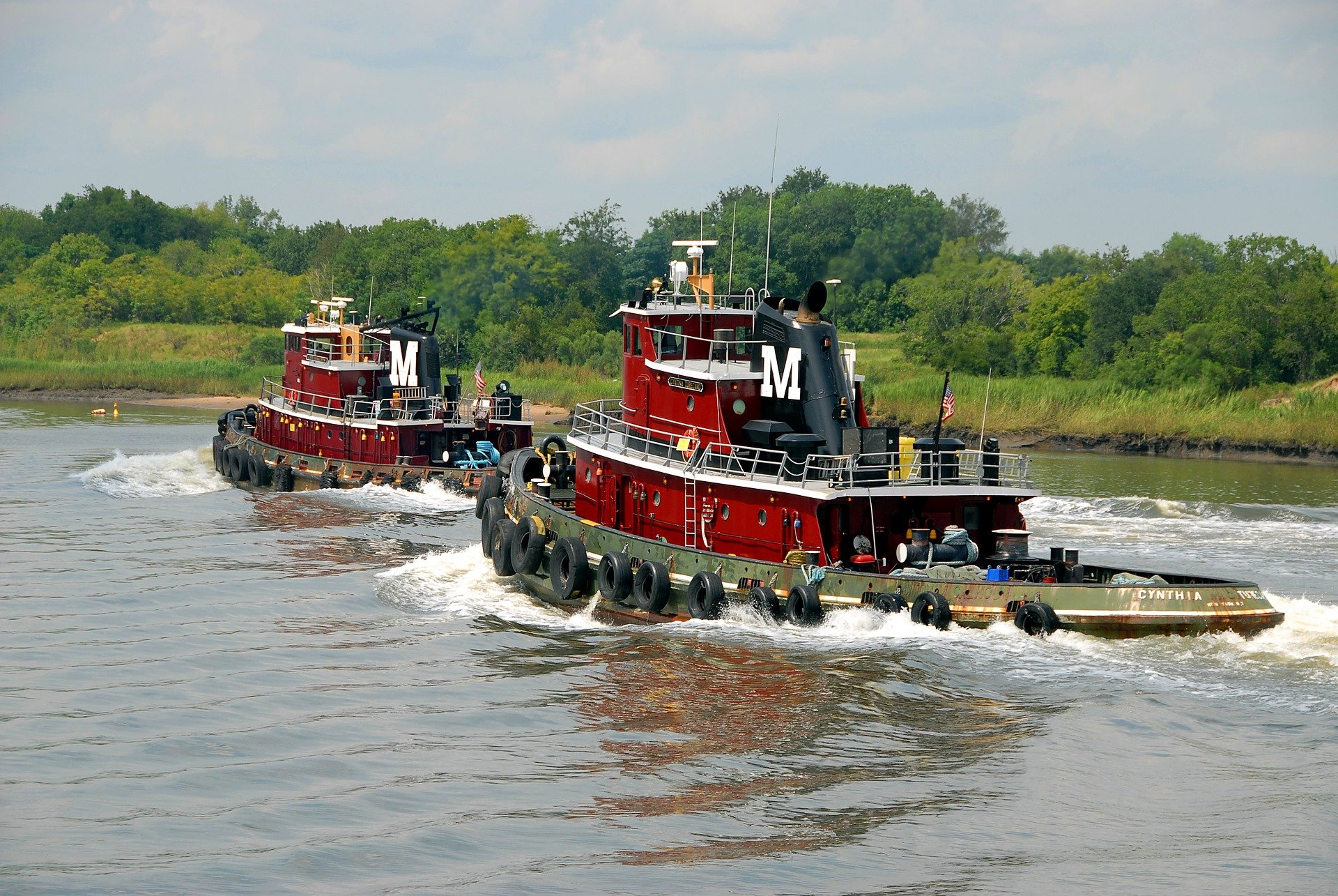 Tug Boats in Georgia - VeteranCarDonations.org