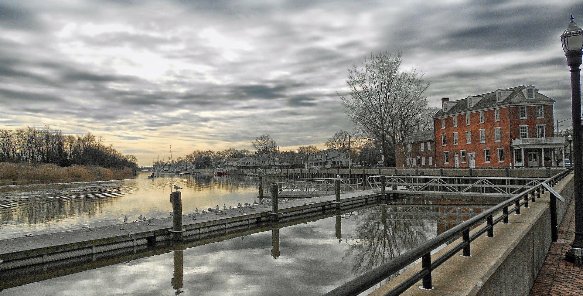 Canal in Delaware - VeteranCarDonations.org