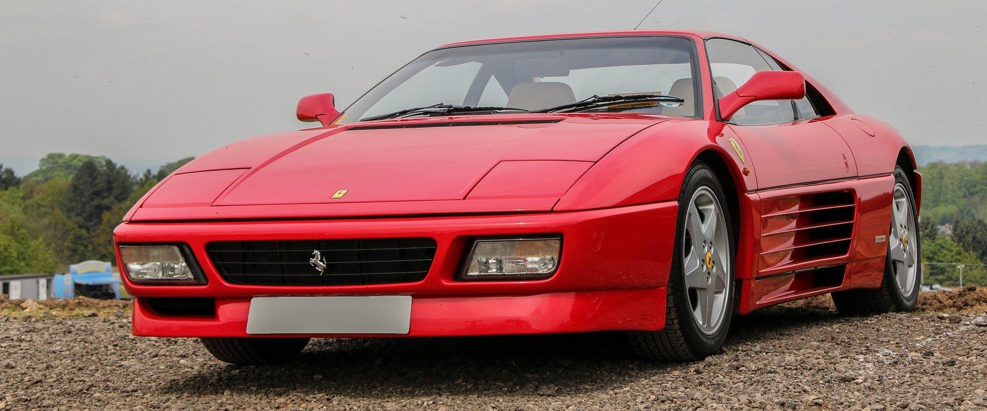 Classic Ferrari in South Carolina - VeteranCarDonations.org