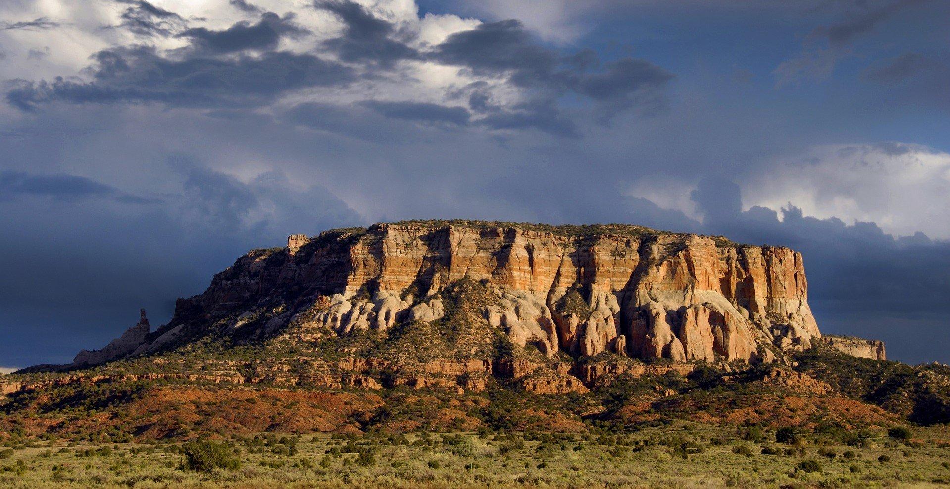 Desert Mesa in New Mexico - VeteranCarDonations.org