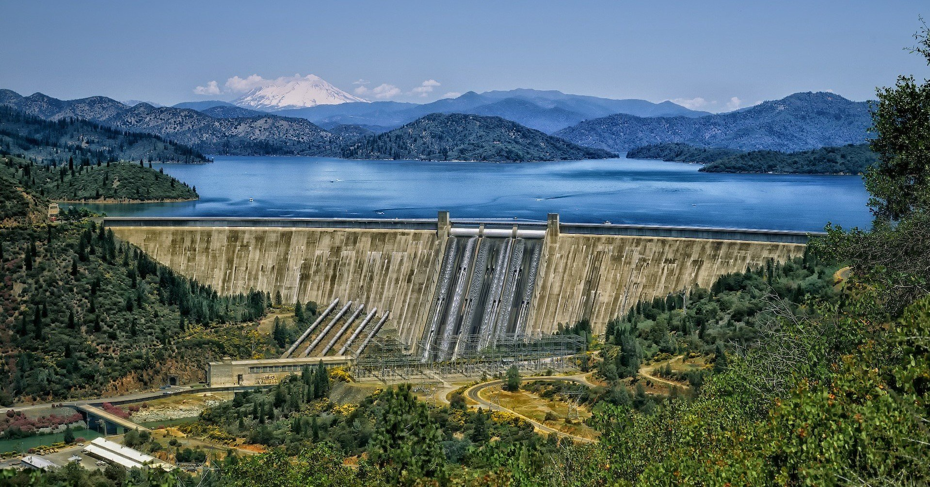 Fontana Dam in North Carolina - VeteranCarDonations.org