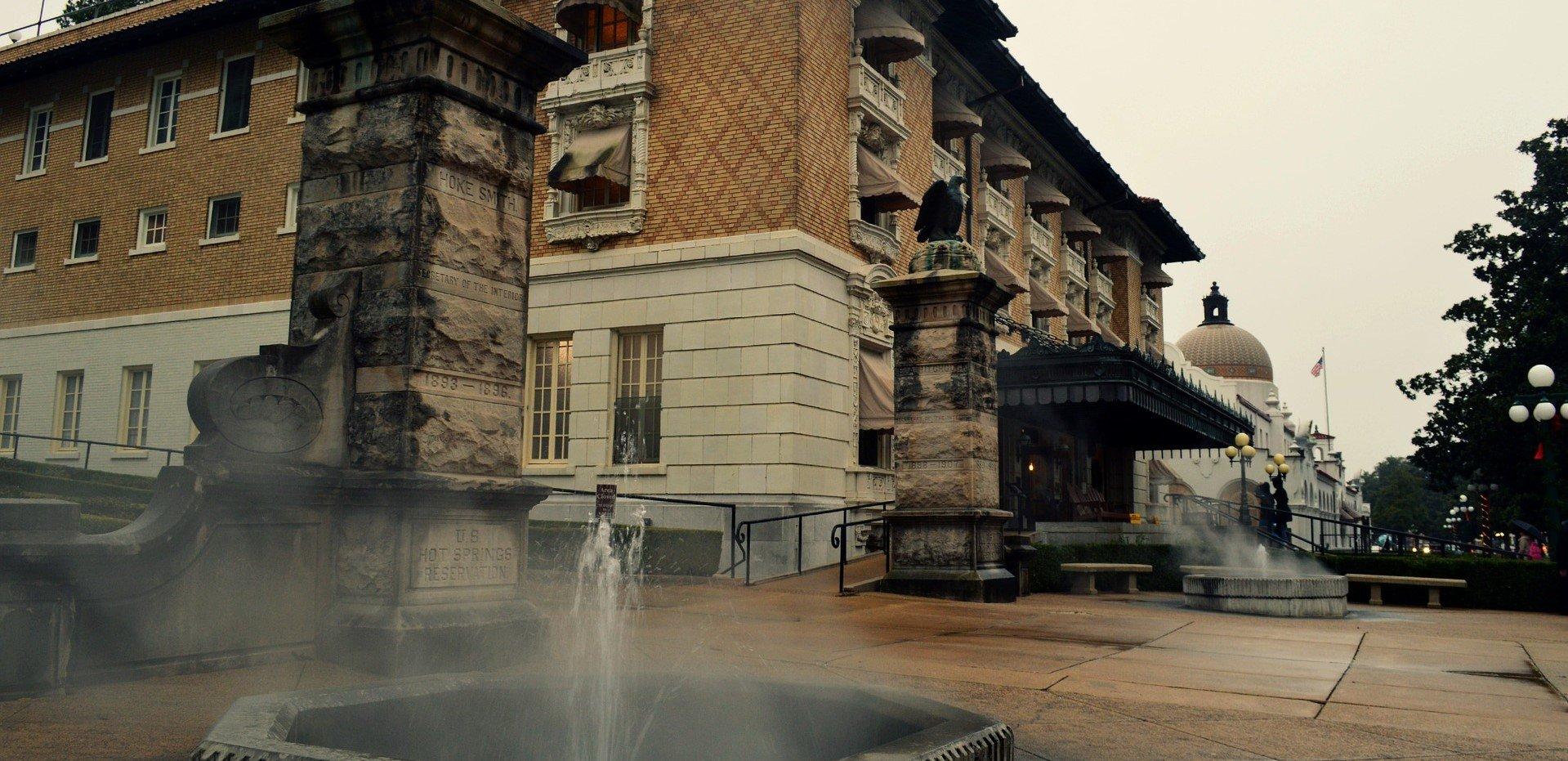 Hot Steam Bathhouse in Arkansas - VeteranCarDonations.org