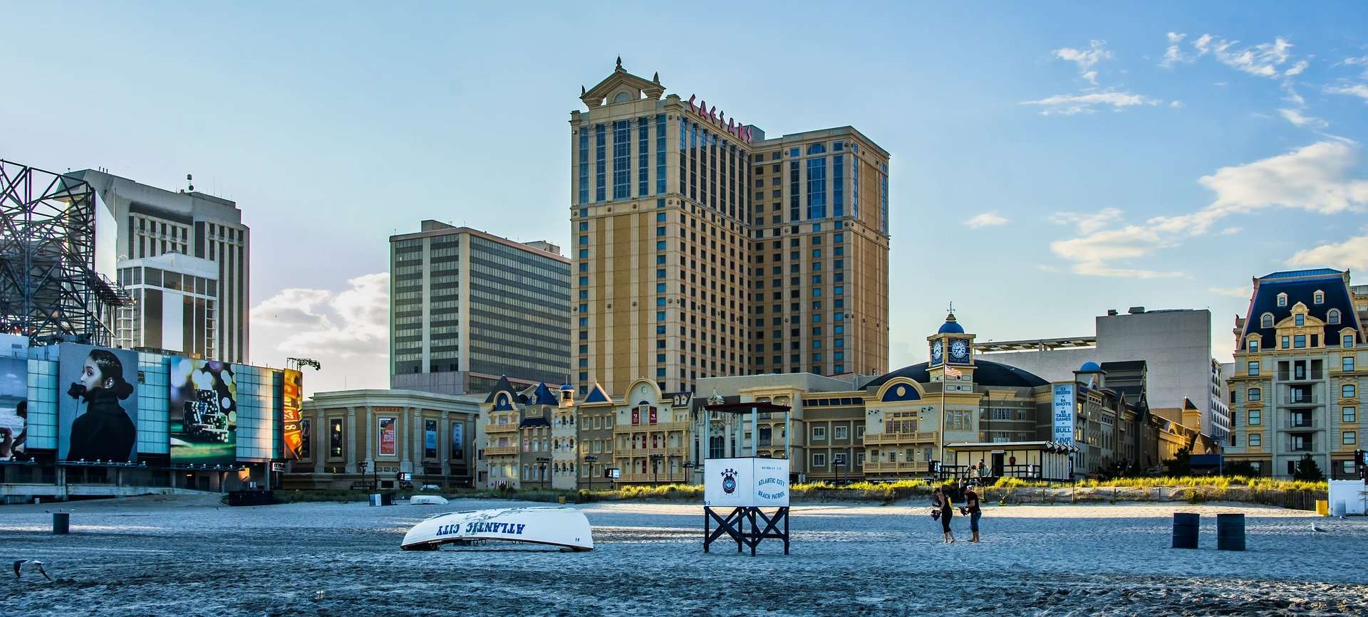 The Atlantic City in New Jersey - VeteranCarDonations.org