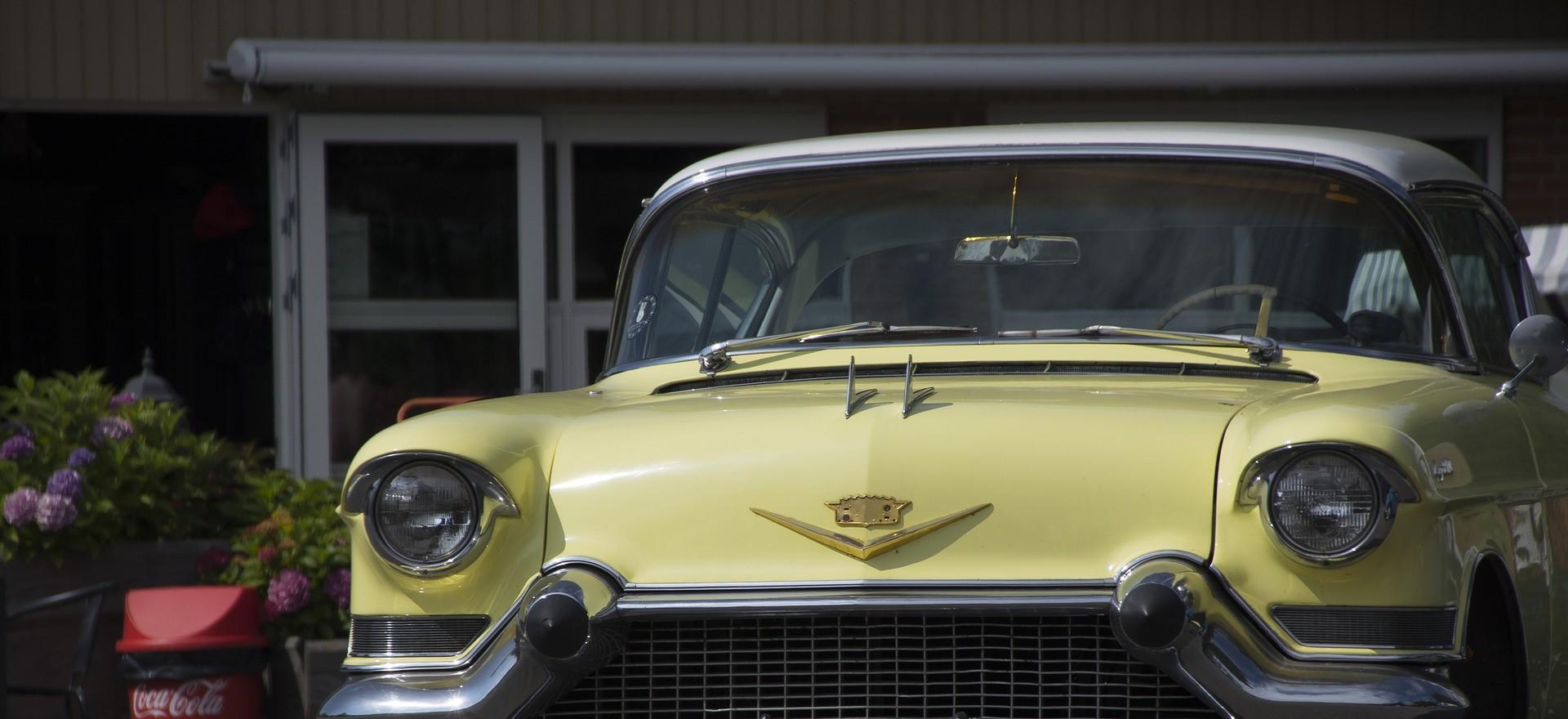Classic Oldtimer Cadillac in Ardmore, Pennsylvania - VeteranCarDonations.org