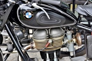 BMW Motorcycle Engine | Veteran Car Donations