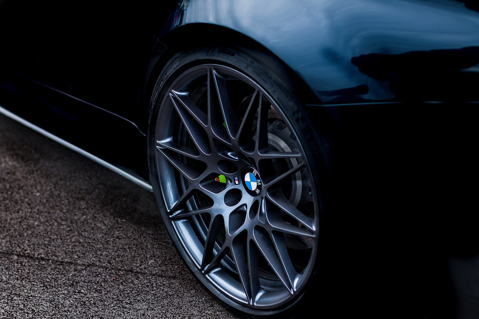 BMW Wheels in Vista