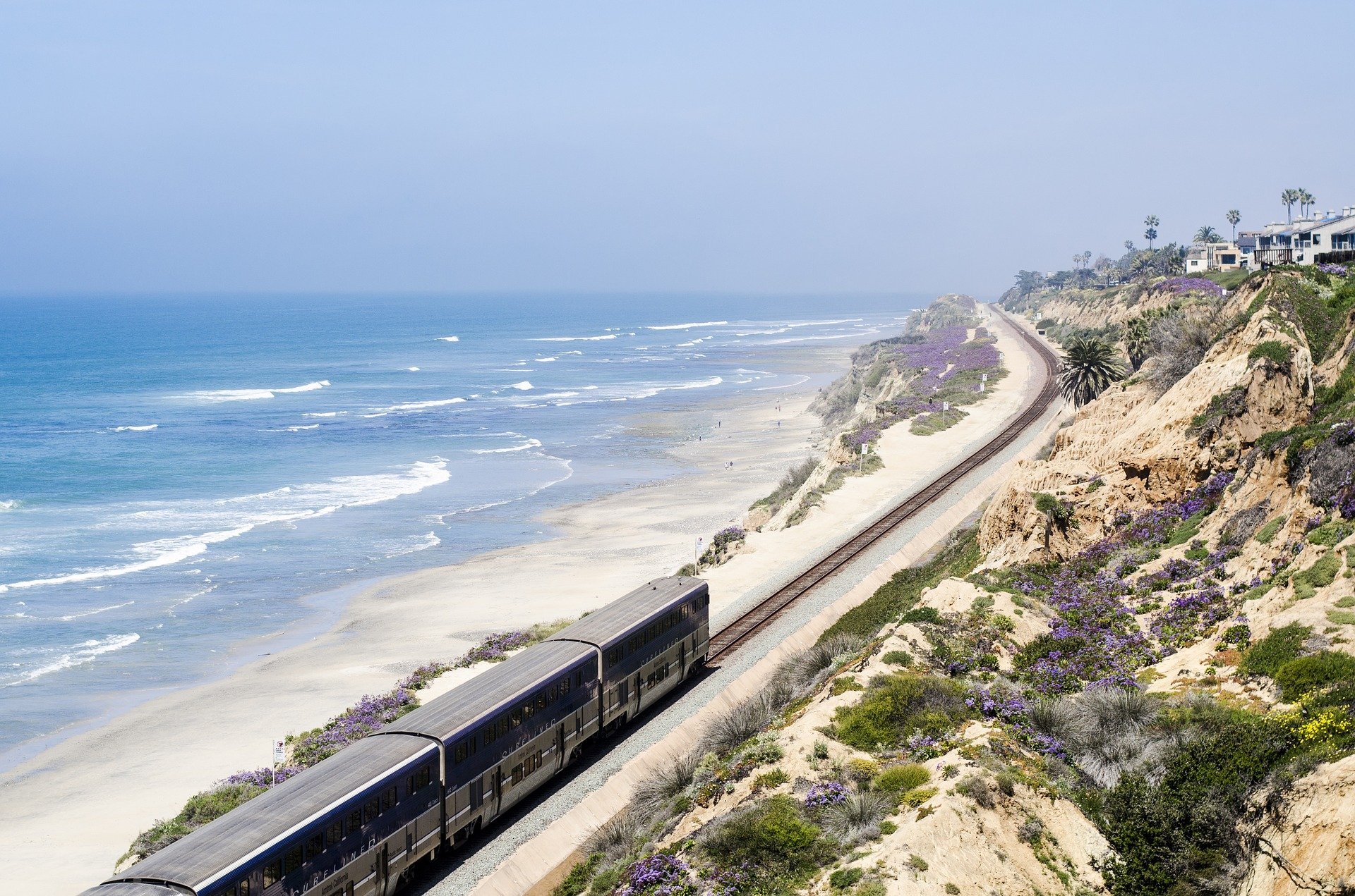 Beachside Railway in Del Mar