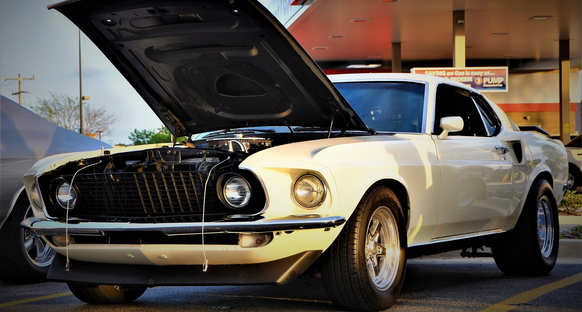 Muscle Car The Woodlands Texas