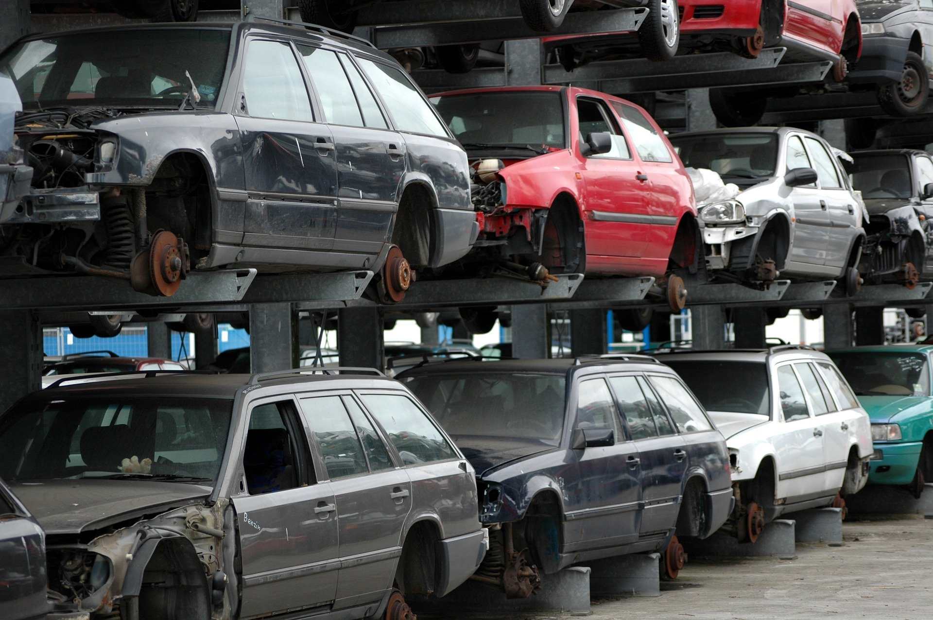 Recycled Cars this America Recycles Day | Veteran Car Donations