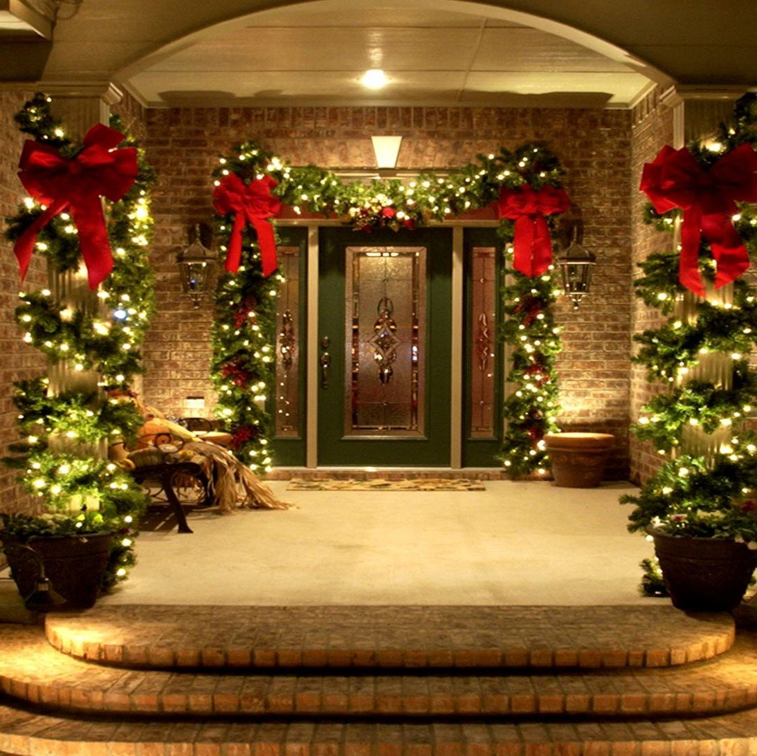 14 Best Outdoor Holiday Decorations Veteran Car Donations