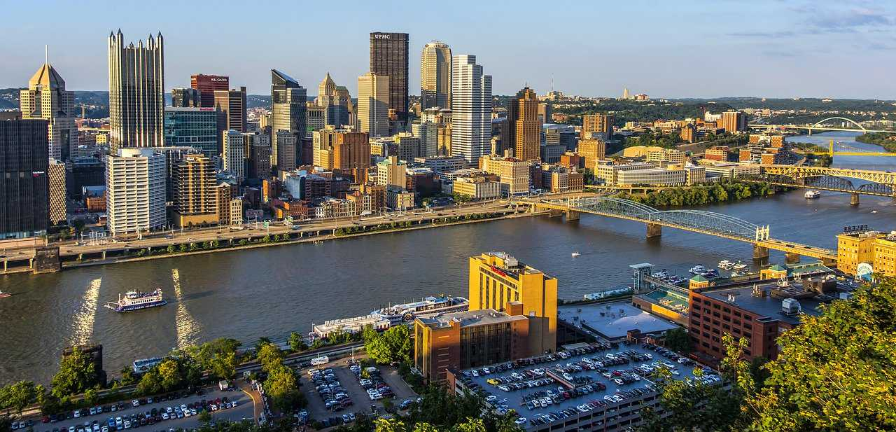 Pittsburgh, Pennsylvania View | Veteran Car Donations