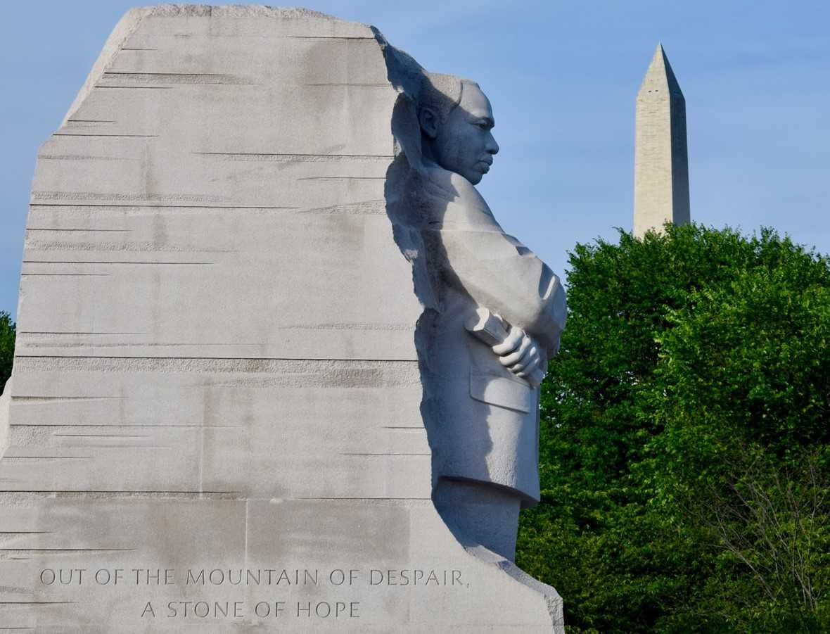 Martin Luther King, Jr. Monument | Veteran Car Donations