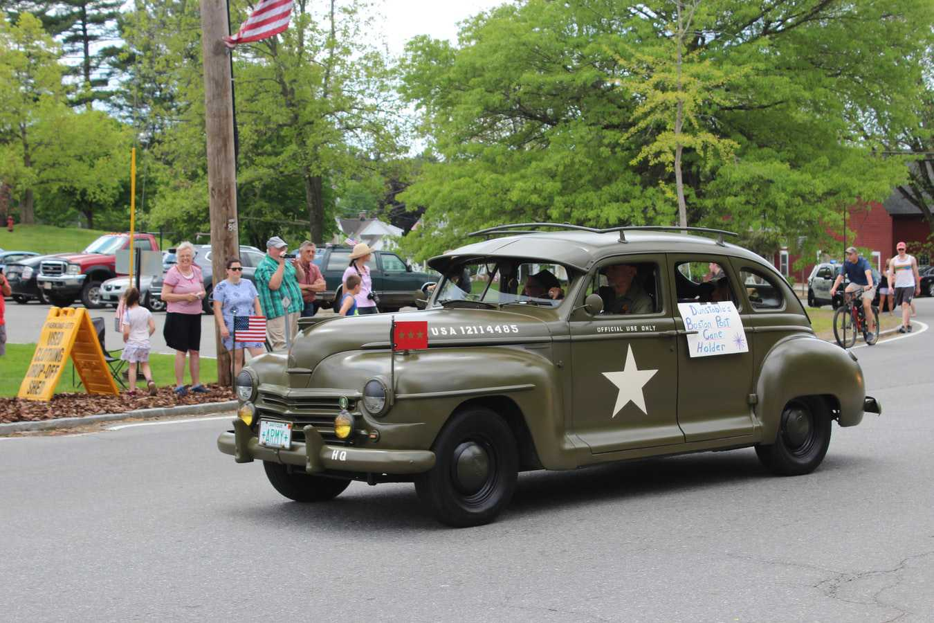 Oldtimer Military Car on a Parade | Veteran Car Donations