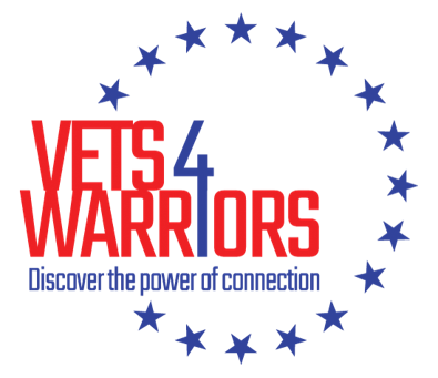 Vets4Warriors Logo | Veteran Car Donations